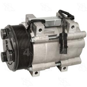 For Dodge Ram 4500 2010 Four Seasons 68182 A/C Compressor w Clutch