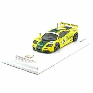 """TSM TSM114357: 1/43 McLaren F1 GTR #51 """"Harrods"""" 3rd Place 24H Le Mans 1995"""