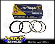 Hastings Cast Piston Rings Holden commodore V6 3.8L VN VP 1.5mm top ring RS3863