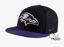 d550f6a16f28 New NFL Baltimore Ravens Nike Everyday True Mens Snapback Cap Hat