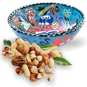 12 Cm Ceramic Bowls for Snack,Tapas,Dessert,Nuts,Olive,Any Sauce or Decoration