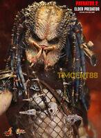 Ready! Hot Toys MMS233 Predator 2 - Elder Predator 1/6 Figure