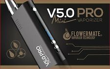 Flowermate V5.0S Mini Pro Vaporizer/Verdampfer schwarz
