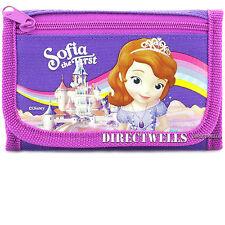 Disney Princess Sofia Purple Wallet
