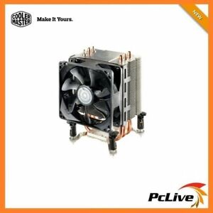 Cooler Master Hyper TX3 EVO CPU Fan PWM Intel 1150 1151 1155 1156 1366 AMD AM4