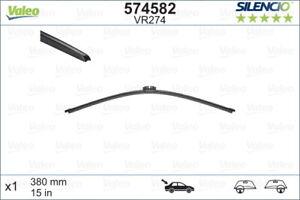 Valeo Silencio Wiper Blade Rear VM274 574582 fits Audi Q5 2.0 TDI Quattro (FY...
