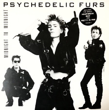 THE PSYCHEDELIC FURS ‎- Midnight To Midnight (LP) (VG/VG+)