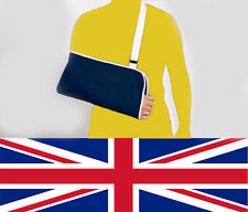 New Pouch Arm Sling One Size Adjustable Padded Shoulder Strap Arm Brace Guard UK