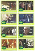 2015 Topps Star Wars Journey to The Force Awakens Jabba Slime Green You Pick