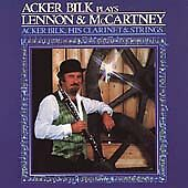 ACKER BILK PLAYS LENNON & MCCARTNEY His Clarinet & Strings Beatles CD