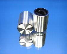 2pcs NOS Marantz Aluminum Power Switch Knob Button Fits 3mm Square Shafts NEW
