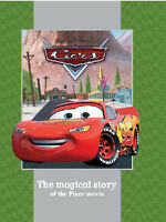 """AS NEW"" Disney Presents A Pixar Film ""Cars"" (The Magical Story Of The Film), An"