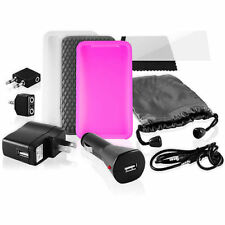 New Ematic 11-In-1 Accessory Kit For Ipod Touch 2G/3G