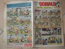 ► HARDI PRESENTE DONALD N°244 - 1951 - PIM PAM POUM - LUC BRADEFER - MANDRAKE