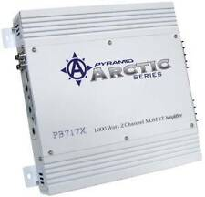 Pyarmid Arctic PB717X  2 ch Bridgeable  Amplifier 1000w
