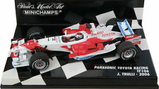 TOYOTA RACING PANASONIC TF106 #8 2006 J TRULLI MINICHAMPS 400060008 1/43 F1