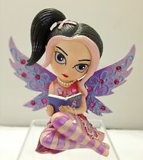 Faith Strengthens Fairy Jasmine Becket-Griffith Crystal Reflections Figurine