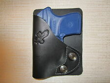 Ruger lcp,Keltec p3at,Kahr p380,Taurus tcp,db 380,  leather wallet holster