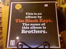 Black Keys Brothers 2xLP sealed vinyl + giant sized poster