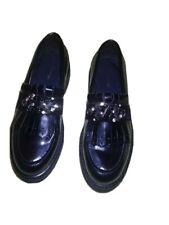 Docksteps Schuhe Damen schwarz Luxus 39 Leder