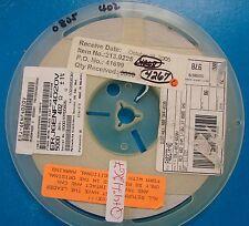 Panasonic 0805 Size Resistor Reel 402 Ohm, 1%, ERJ6ENF4020V, 4267pcs