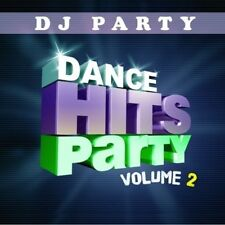 DJ Party - Dance Hits Party Vol. 2 [New CD] Manufactured On Demand
