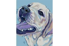 PAINTING BY NUMBERS LABRADOR RETRIVER T16130074