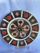 ROYAL CROWN DERBY OLD IMARI 1128 PLATE 6in (16cm) FIRST QUALITY 1983.