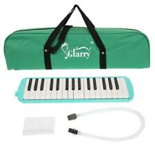 More details for glarry 32 piano keys melodica music instrument green