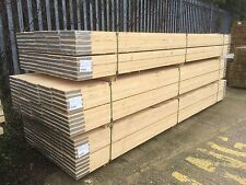 38mm x 225mm x 3900mm New Scaffold Planks / Boards - Edge Banded