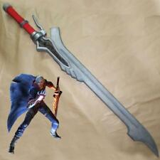 Devil May Cry NERO Red Queen SWORD - Life Size Prop Accurate Cosplay 1:1 Replica