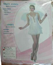 Snow Angel Costume Fancy Dress Size Small/Medium