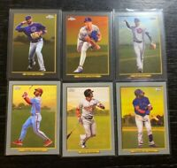 Turkey Red Chrome/Paper  2020 Topps Complete Your Set! 5+ FREE SHIPPING!!