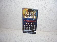 Great American Eclipse Missouri State Lottery Ticket Non Winner