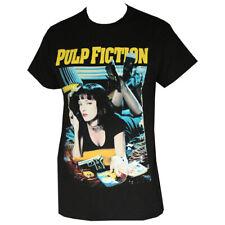 PULP PICTION  Men's T-Shirts Black