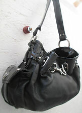 -AUTHENTIQUE et Original   sac à main GIANFRANCO FERRÉ  cuir   TBEG bag