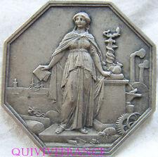 MED5059 - MEDAILLE JETON SOCIETE GENERALE DE CREDIT INDUSTRIEL & COMMERCIAL 1859