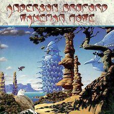 ANDERSON/BRUFORD/WAKEMAN/HOWE - ANDERSON,BRUFORD... (EXPAND.+REMAST.) 2 CD NEU