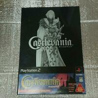 PS2 Castlevania Lament of Innocence Limited Edition Japanese Ver