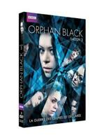 COFFRET DVD SERIE SCIENCE-FICTION THRILLER : ORPHAN BLACK SAISON 3 - CLONES