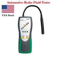 Automotive Brake Fluid Tester Digital Brake Fluid Inspection for DOT3/DOT4/DOT5