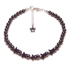 Hematite Beaded Fine Bracelets