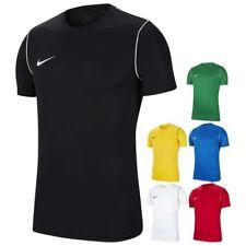 Men's New Nike Dri-Fit Park 20 T-Shirt Top - Fitness Gym Training Running