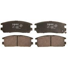 Disc Brake Pad Set Rear Federated D580C