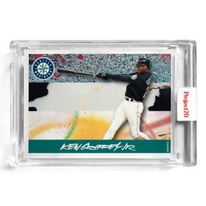 Topps Project 70 Card 652 - Ken Griffey Jr by FUTURA -Presale-