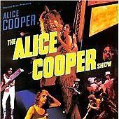 Alice Cooper - Show (Live Recording, 2002) CD Album