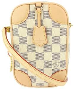Louis Vuitton Damier Azur Neokapi Okapi Crossbody 2way Belt Bag 915lv60