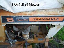 Vintage Montgomery Wards Power Plus 8 Tractor /Lawn Mower BLADE CLUTCH PIVOT ARM