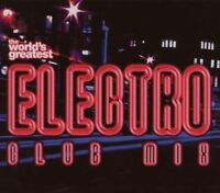 Various Artists-Worlds Greatest Electro CD Box set, Import  New