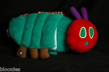 Eric Carle Hungry Caterpillar Zoobies Plush Toy Doll Book